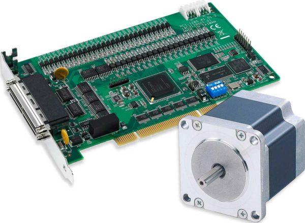 PCI-1220U_S, PCI MOTOR