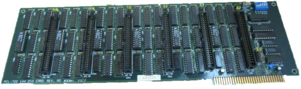 ISA-bus Cards PCL-722